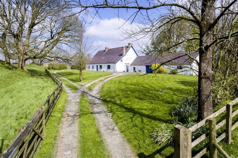 4 Bedrooms Detached House for sale in Wiston, Haverfordwest