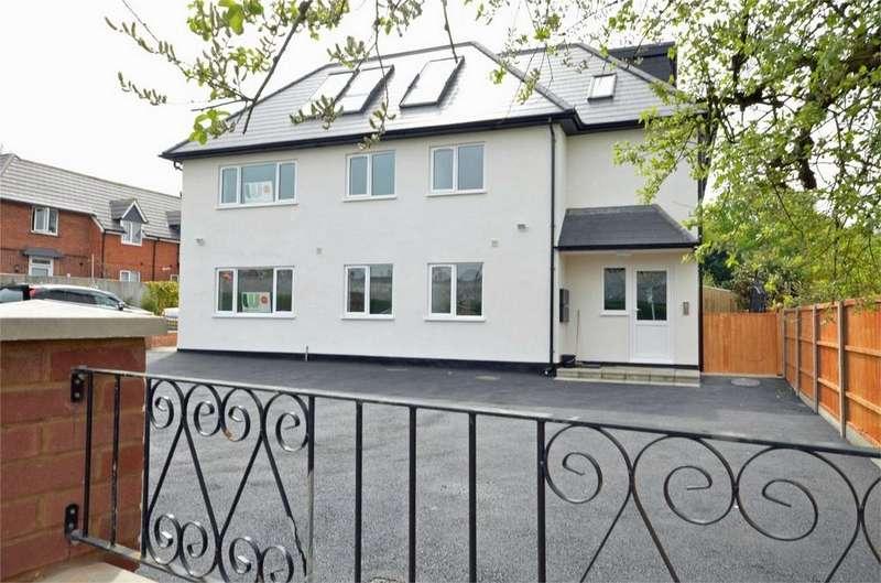 2 Bedrooms Flat for sale in 1 Glenmore House, Old Bracknell Lane West, Bracknell, Berkshire