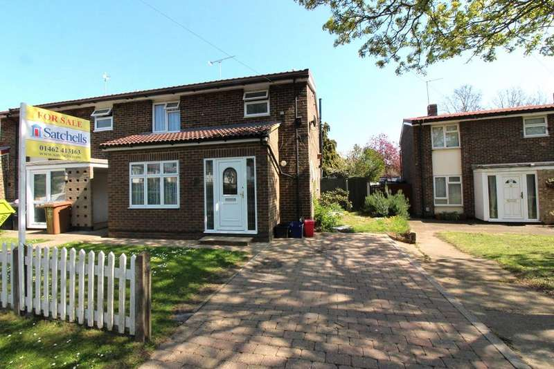 3 Bedrooms Semi Detached House for sale in Shephall View, Stevenage, SG1