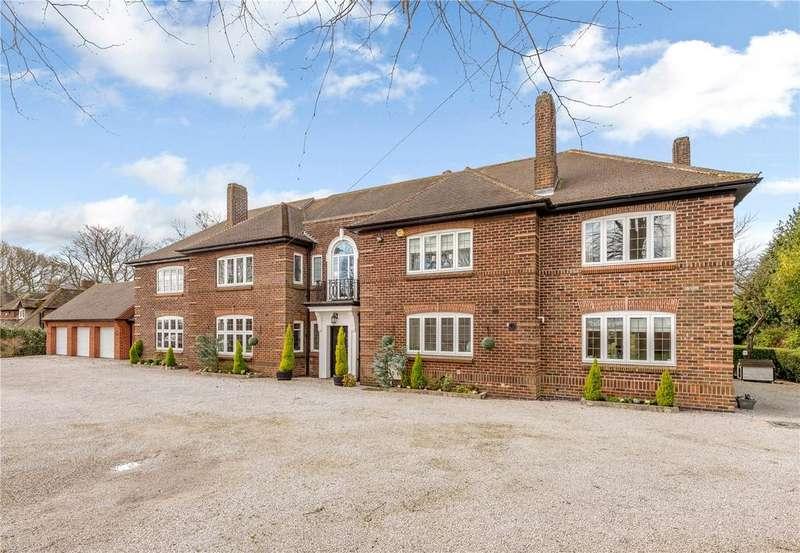 5 Bedrooms Detached House for sale in Measham Road, Ashby-de-la-Zouch, Leicestershire, LE65
