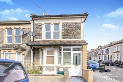 3 Bedrooms End Of Terrace House for sale in Elton Road, Kingswood, Bristol