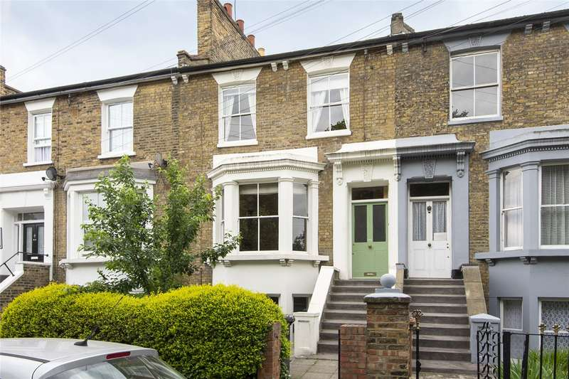 4 Bedrooms Terraced House for sale in Greenwood Road, London, E8