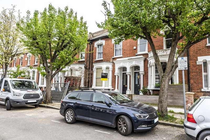 3 Bedrooms Terraced House for sale in Legard Road, N5 1DE