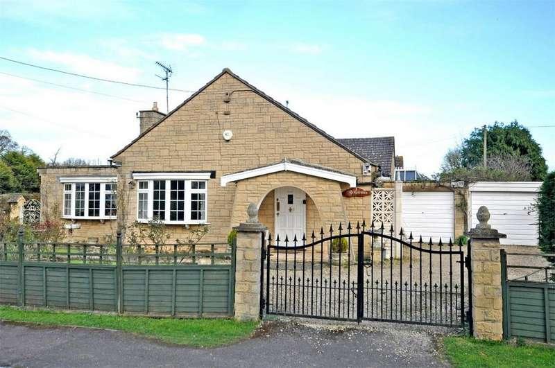 2 Bedrooms Detached Bungalow for sale in Uckington, Cheltenham, Gloucestershire
