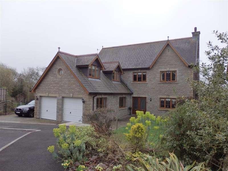 6 Bedrooms Detached House for sale in Glyn Y Swisdir, Llanelli