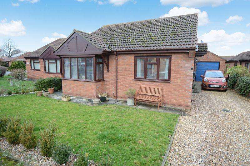 2 Bedrooms Detached Bungalow for sale in 8 The Park, Coningsby
