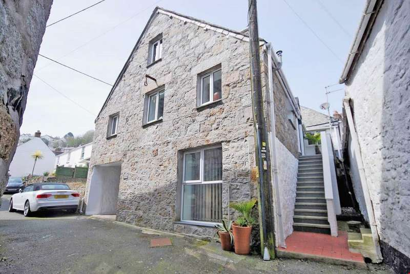 4 Bedrooms Town House for sale in Newlyn, Penzance, Cornwall
