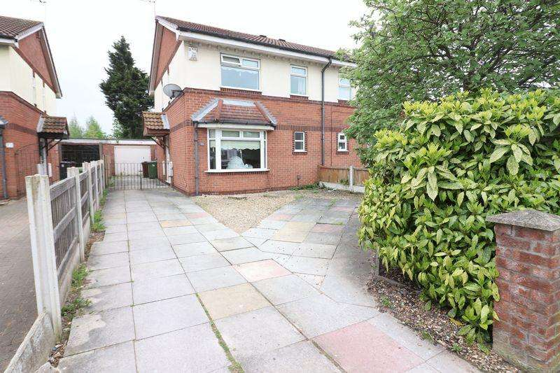 3 Bedrooms Semi Detached House for rent in Runnells Lane, Liverpool