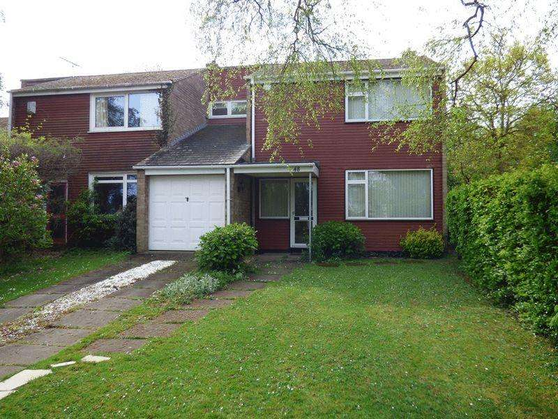 3 Bedrooms Semi Detached House for sale in Robinswood Gardens, Gloucester