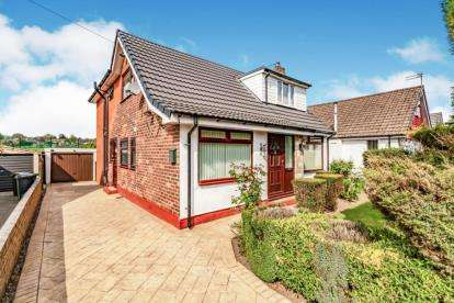 4 Bedrooms Detached House for sale in Cotswold Crescent, Walshaw Park, Bury, Greater Manchester, BL8