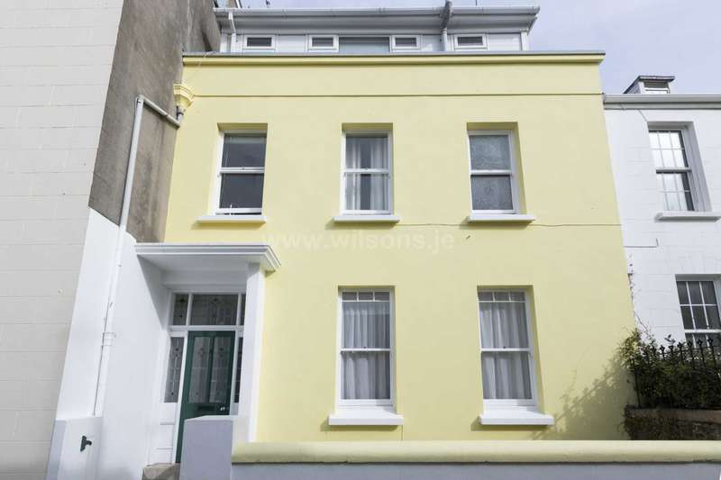1 Bedroom Apartment Flat for sale in St Helier