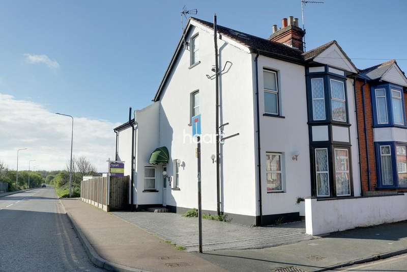 6 Bedrooms End Of Terrace House for sale in Una Road, Harwich