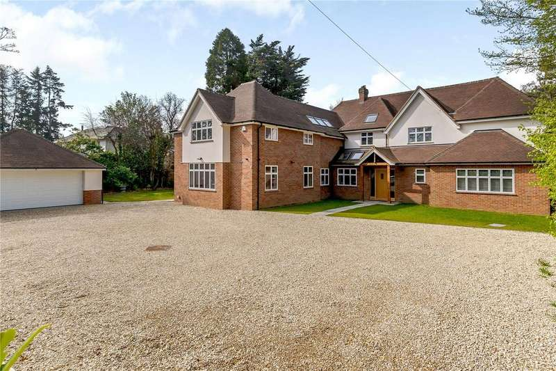 7 Bedrooms Detached House for sale in Burtons Lane, Chalfont St. Giles, Buckinghamshire, HP8