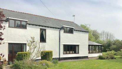 4 Bedrooms Semi Detached House for sale in Mill Cottages, Ferry Lane, Higher Ferry, Chester, CH1
