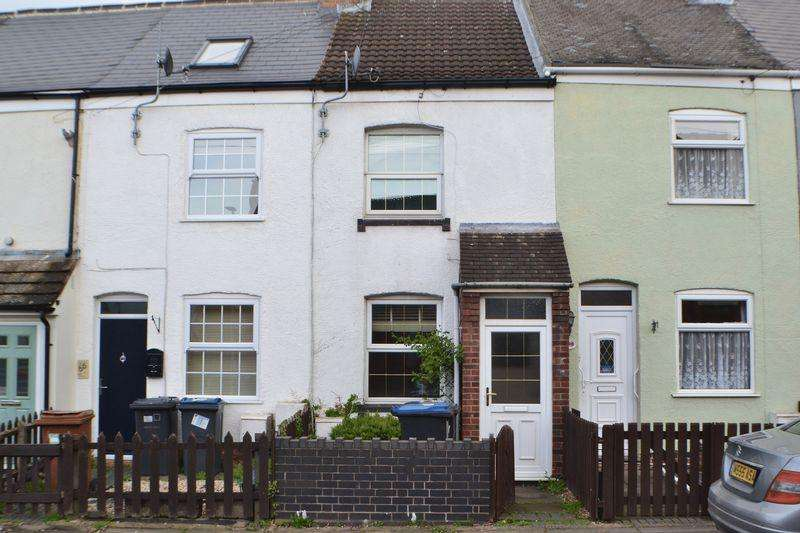 3 Bedrooms Terraced House for sale in Hinckley Road, Burbage, LE10 2AQ