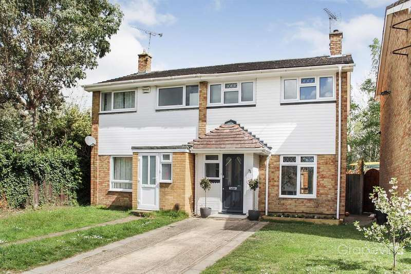 3 Bedrooms Semi Detached House for sale in St. Pauls Gate, Wokingham