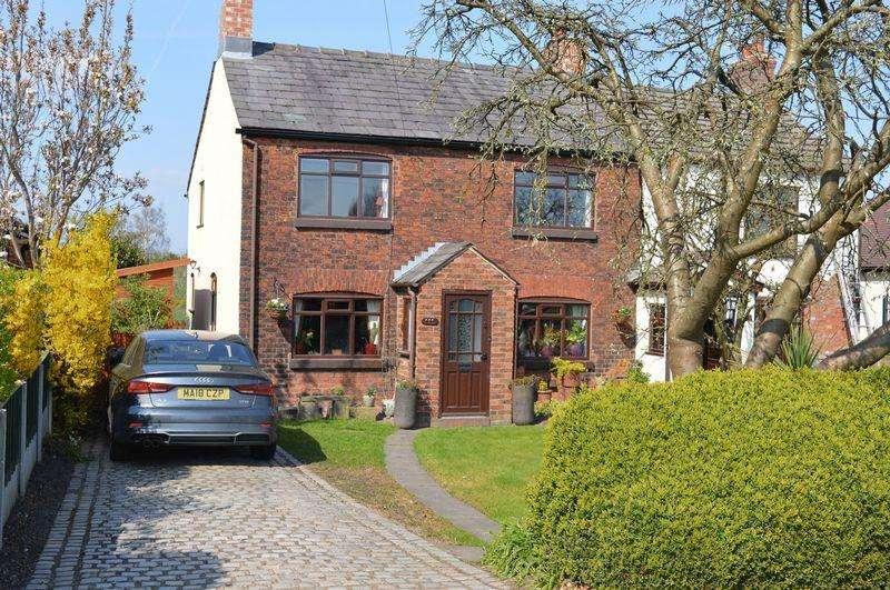 3 Bedrooms Semi Detached House for sale in Newton Road, Warrington, WA3 1JE