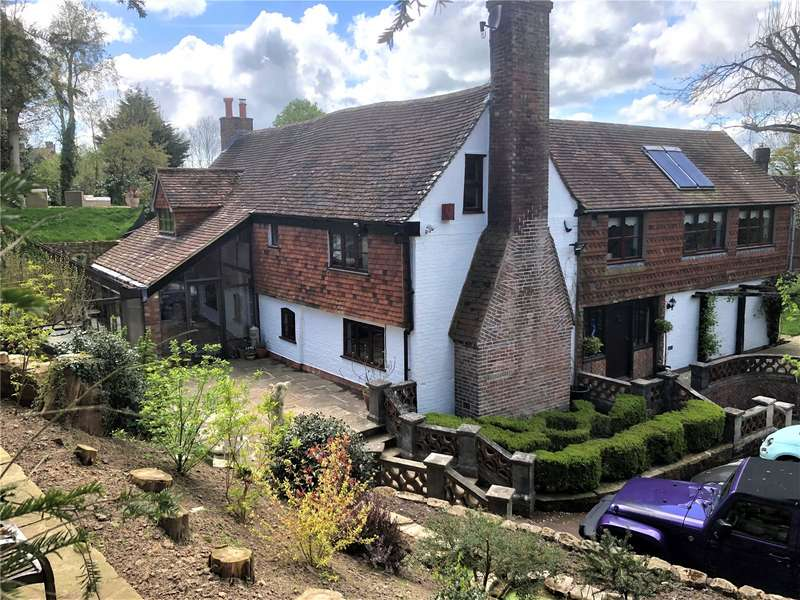5 Bedrooms Detached House for sale in Chapel Hill, Sedlescombe