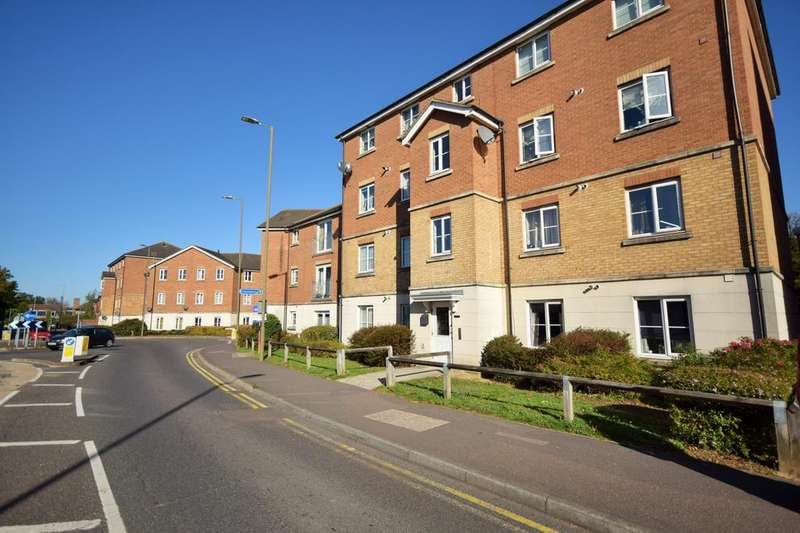 2 Bedrooms Apartment Flat for sale in St. Lukes Court, Hatfield, Hertfordshire, AL10