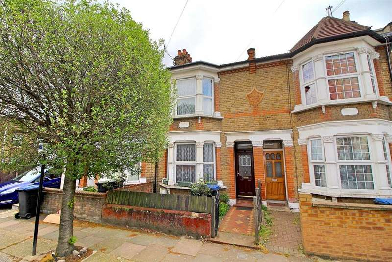 3 Bedrooms Terraced House for sale in Bolton Road, Edmonton, N18