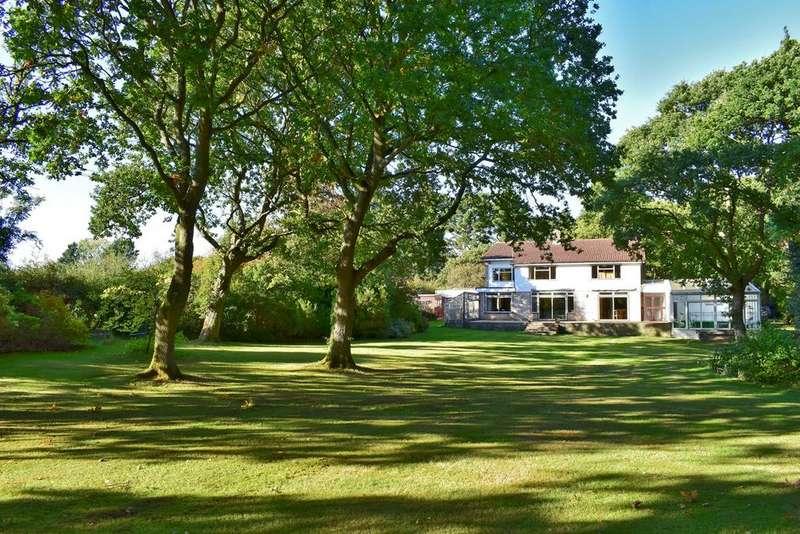 5 Bedrooms Detached House for sale in Bucklers Hard , Bucklers Hard, Beaulieu, SO42