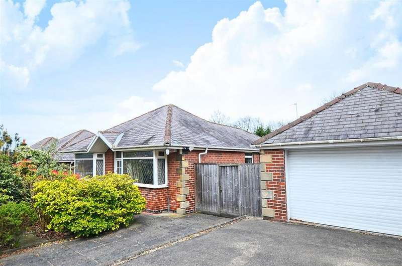 2 Bedrooms Bungalow for sale in Bocking Lane, Beauchief, Sheffield