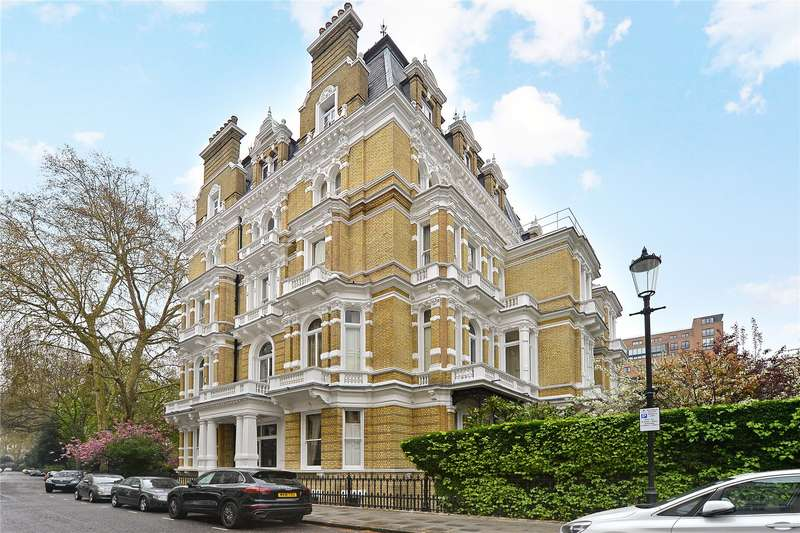 2 Bedrooms Flat for sale in Cornwall House, Cornwall Gardens, London, SW7