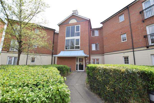 2 Bedrooms Flat for sale in Lime Court, Great Western Road, GLOUCESTER, GL1 3PP