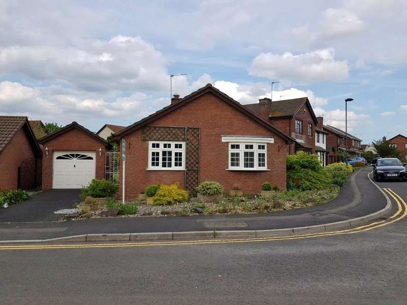 2 Bedrooms Bungalow for sale in Fabian Drive, Stoke Gifford, Bristol, BS34 8XL