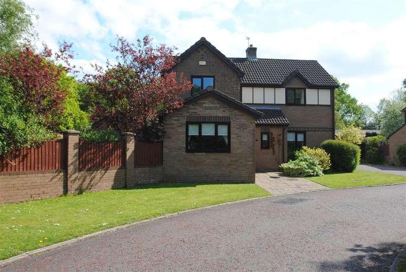 4 Bedrooms Detached House for sale in Limeways, APPLETON, Warrington, WA4