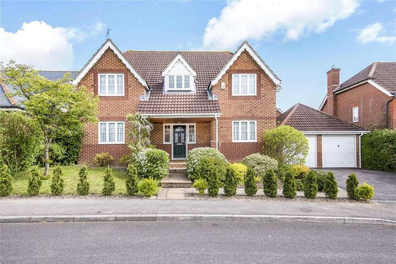 6 Bedrooms Detached House for sale in Lapwing Rise, Whitchurch, Hampshire, RG28