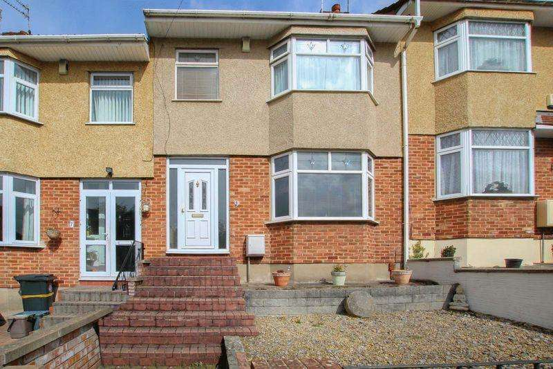 3 Bedrooms Terraced House for sale in Stibbs Hill, Bristol, BS5 8LH
