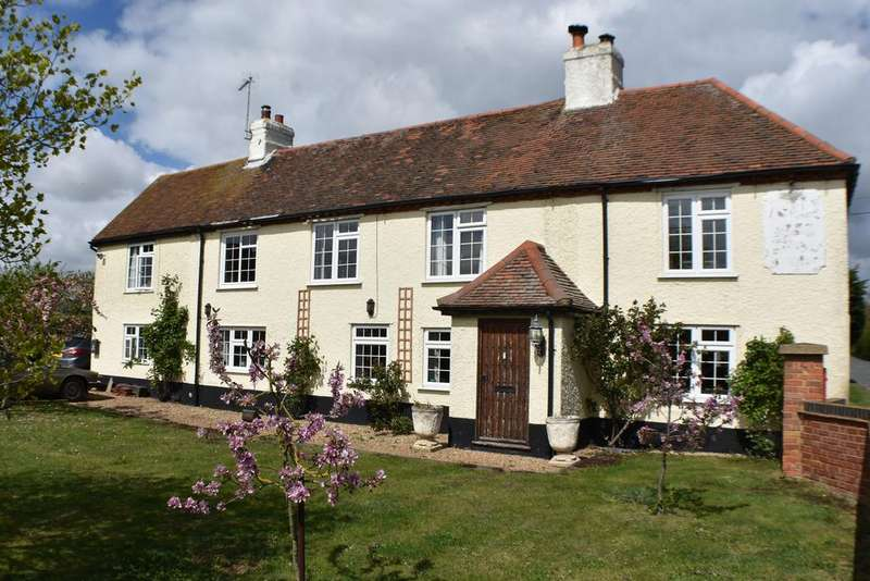 5 Bedrooms Detached House for sale in Boots Drift, Shotley IP9