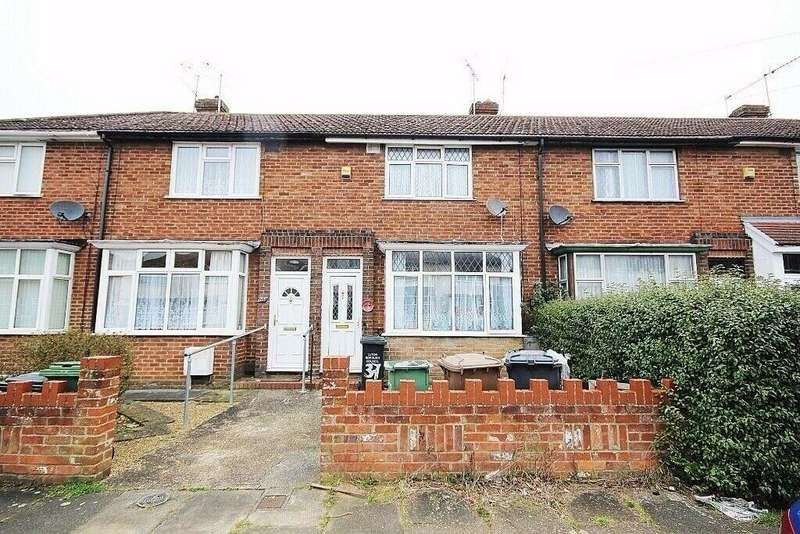 2 Bedrooms Terraced House for rent in Luton LU2