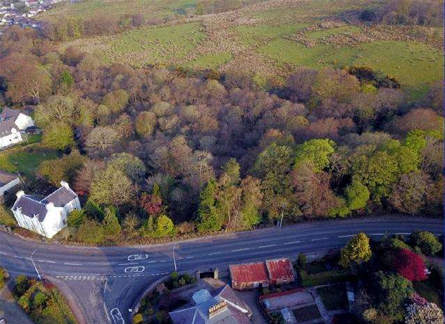 Land Commercial for sale in Plot Springbank, Manse Brae, Lochgilphead