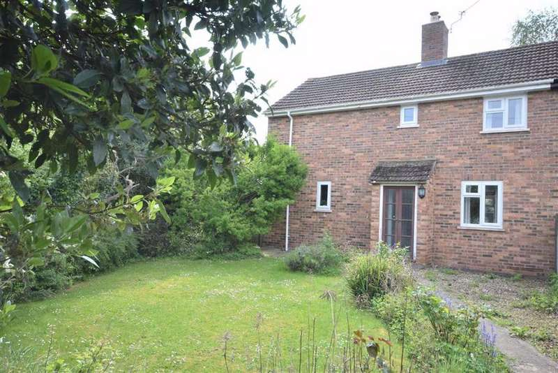 3 Bedrooms Semi Detached House for sale in Churchfield Road, Upton St Leonards, Gloucester