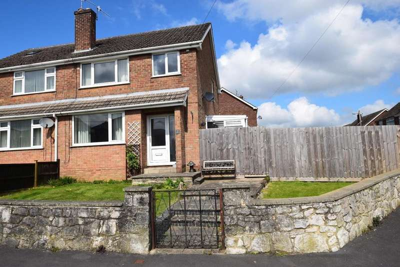 3 Bedrooms Semi Detached House for sale in Willowbath Lane, Wirksworth