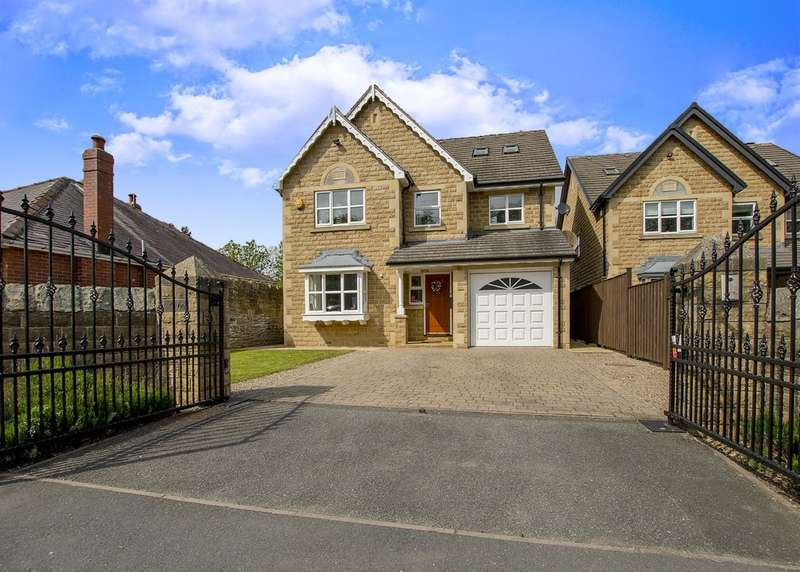 6 Bedrooms Detached House for sale in 6b Grove Road, Totley, S17 4DJ