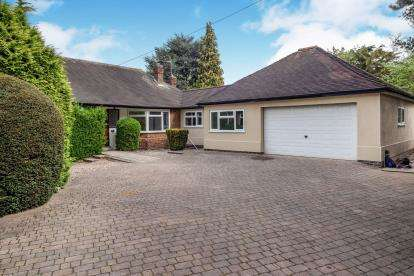 4 Bedrooms Bungalow for sale in Private Road, Sherwood, Nottingham, Nottinghamshire