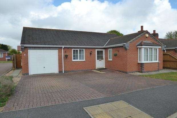 2 Bedrooms Detached Bungalow for sale in Woolpack Meadows, North Somercotes, Louth, LN11