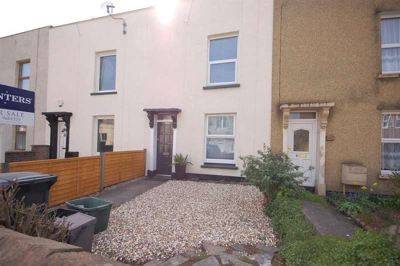 3 Bedrooms Terraced House for sale in Two Mile Hill Road, Kingswood, Bristol, BS15 1BQ