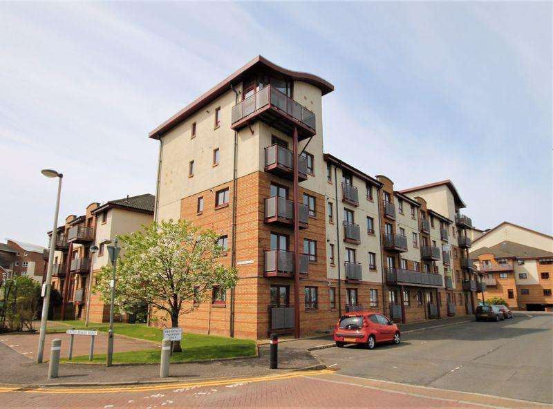 1 Bedroom Ground Flat for sale in Rowallan Court, Ayr