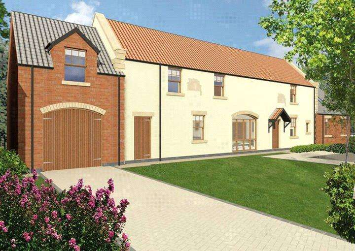 4 Bedrooms Detached House for sale in Fir Tree Farm, Crook