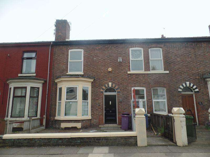 4 Bedrooms Terraced House for sale in 27 Grey Road, Liverpool