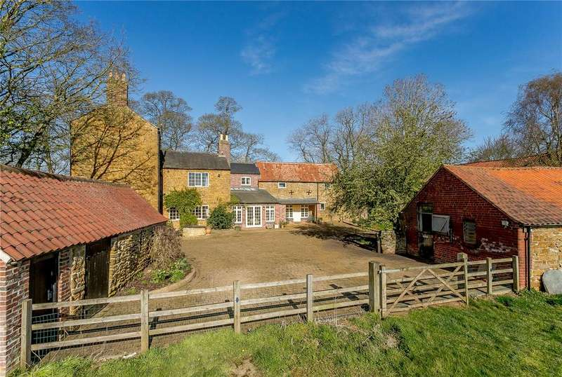 6 Bedrooms Equestrian Facility Character Property for sale in Eastwell Road, Scalford, Melton Mowbray, Leicestershire, LE14
