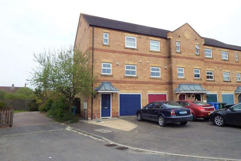 3 Bedrooms Town House for sale in Friars Gate, Boston, PE21