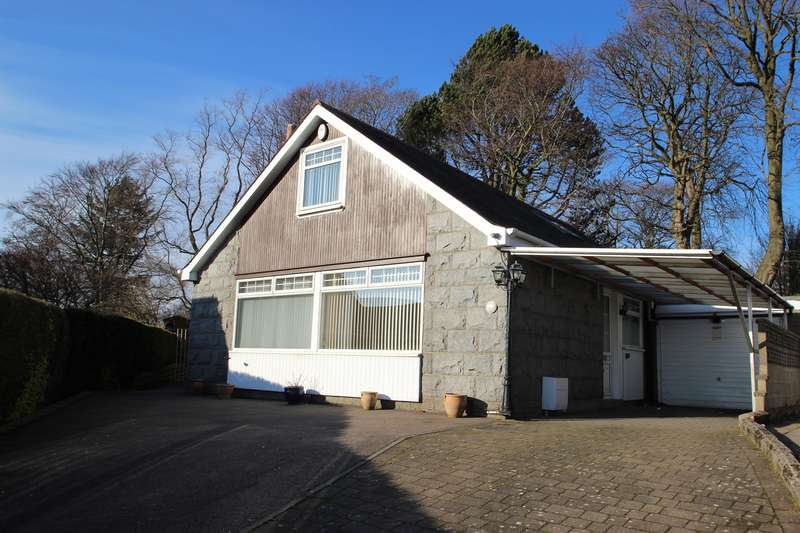 4 Bedrooms Detached House for sale in Rosewell Drive, Aberdeen, AB15