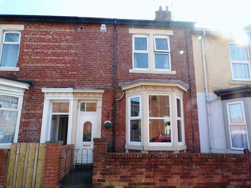 2 Bedrooms Terraced House for sale in Claremont Terrace, Blyth