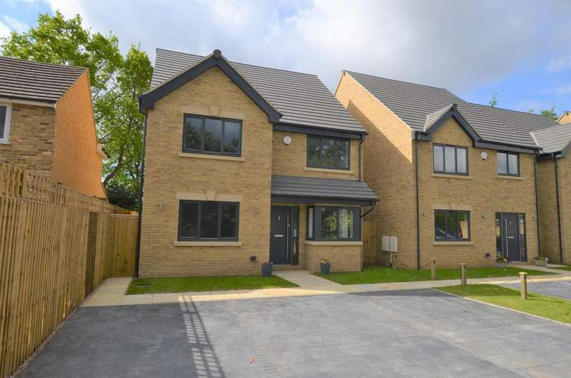 4 Bedrooms Detached House for sale in Rectory Close, Farnham Royal SL2