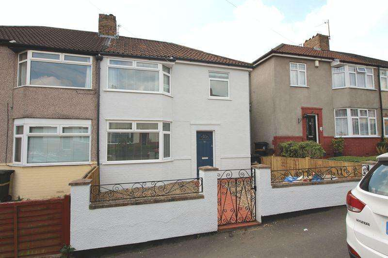 3 Bedrooms Semi Detached House for sale in Boston Road, Horfield, Bristol